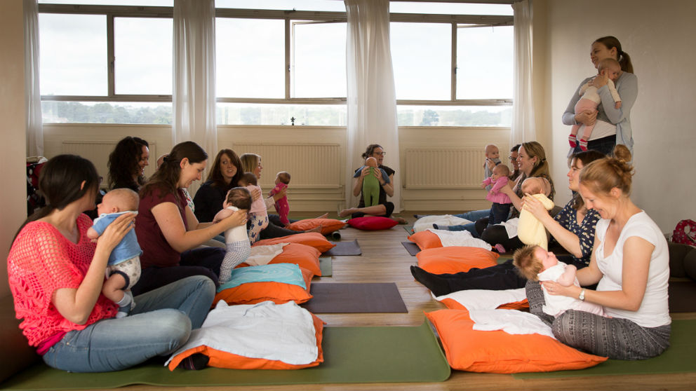 Post Natal Recovery Yoga 7 week Course