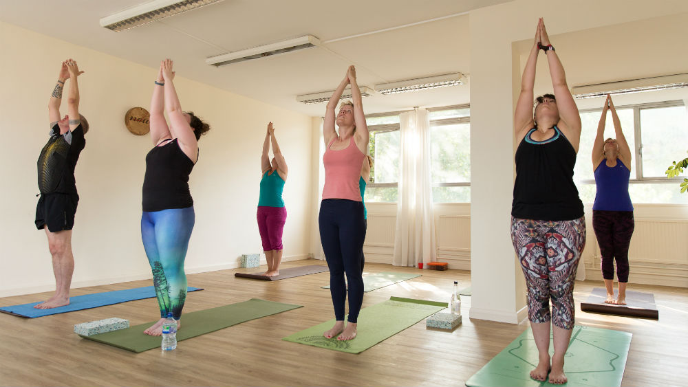 Ashtanga Beginners Plus course