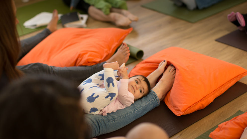 Baby Massage 4 week course