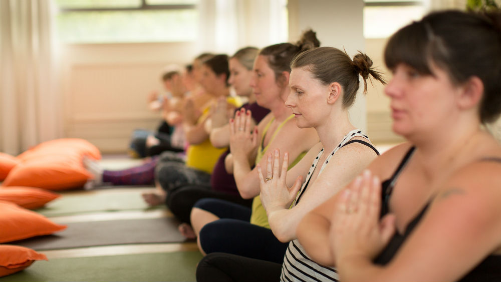 pregnancy yoga sheffield