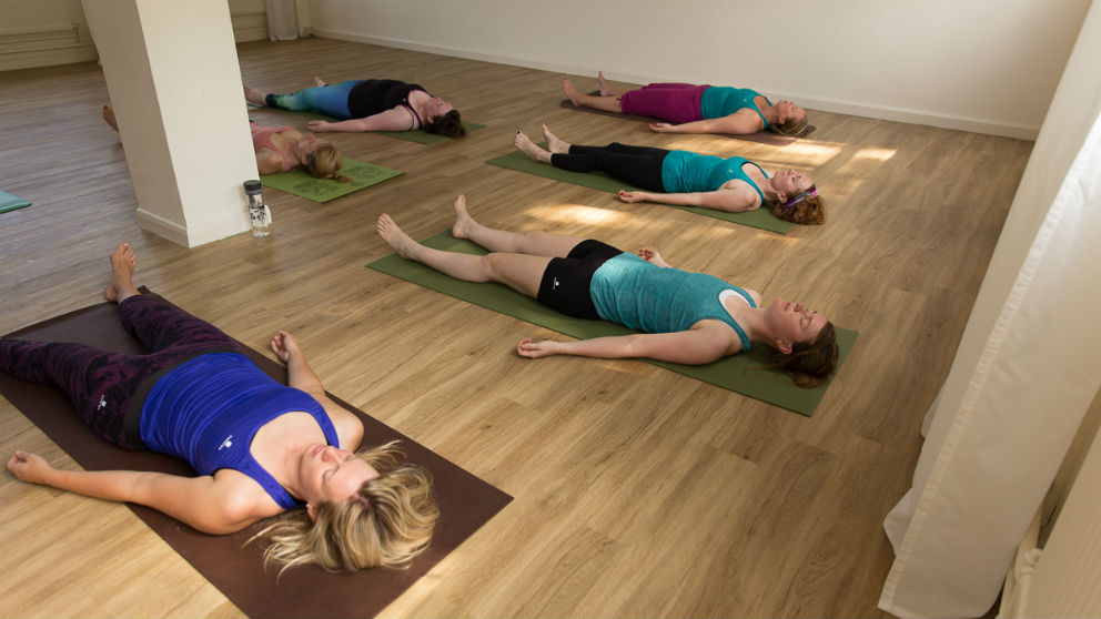 Friday Evening Hatha Yoga 6 week Course